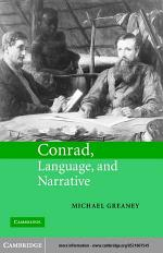 Conrad, Language, and Narrative