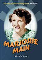 Marjorie Main PDF