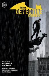 Batman: Detective Comics Vol. 9: Gordon at War: Volume 9