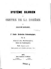Systeme Silurien du Centre de la Boheme