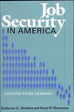 Job Security in America PDF