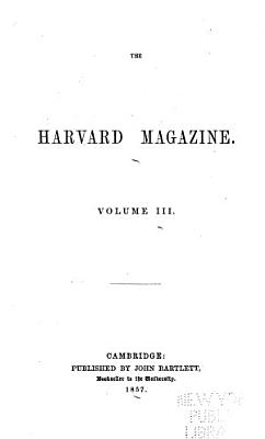 The Harvard Magazine PDF
