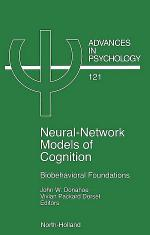 Neural Network Models of Cognition