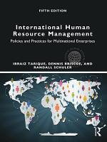 International Human Resource Management PDF