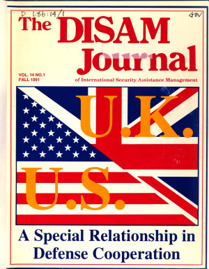 The DISAM Journal of International Security Assistance Management