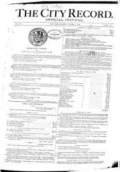 The City Record PDF