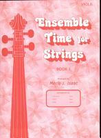 Ensemble Time for Strings Book 1 PDF