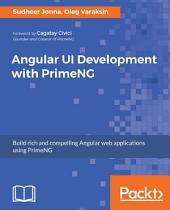 Angular UI Development with PrimeNG