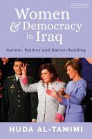 Women and Democracy in Iraq PDF