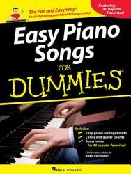 Easy Piano Songs for Dummies PDF