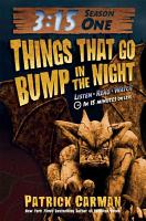Things that Go Bump in the Night PDF