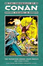 Chronicles of Conan Volume 33: Volume 33