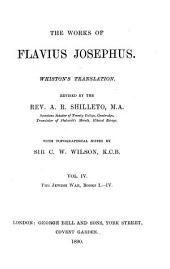 The Works of Flavius Josephus: Volume 4