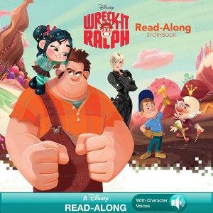 Wreck It Ralph Read Along Storybook