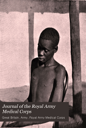 Journal of the Royal Army Medical Corps: Volume 3