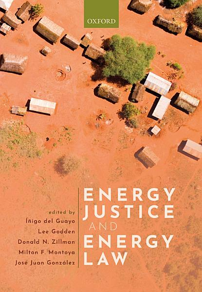 Energy Justice and Energy Law PDF