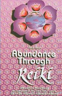 Abundance Through Reiki Book