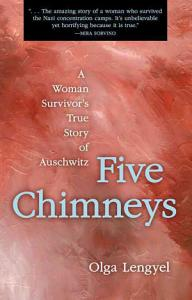 Five Chimneys Book