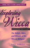 Exploring Wicca PDF