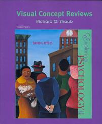 Exploring Psychology Visual Concepts Review Book PDF