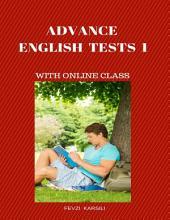 Advance Level English Tests 1