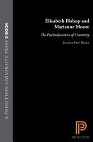 Elizabeth Bishop and Marianne Moore PDF