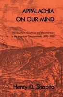 Appalachia on Our Mind PDF
