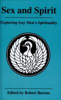 Sex and Spirit PDF