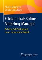 Erfolgreich als Online Marketing Manager PDF