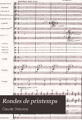 Rondes de printemps: images pour orchestre, Issue 3