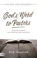 God s Word to Pastors Revised and Updated