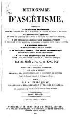 Encyclopédie théologique: ou Série de dictionnaires sur toutes les parties de la science religieuse, Volume96