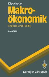 Makroökonomik: Theorie und Politik, Ausgabe 2