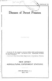 Circular - New Jersey Agricultural Experiment Station: Issues 123-165