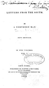 Letters from the South: Volumes 1-2