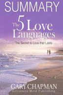 The 5 Love Languages Summary Book