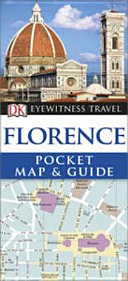 DK Eyewitness Pocket Map and Guide - Florence