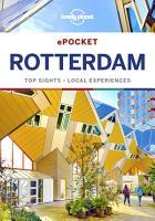 Lonely Planet Pocket Rotterdam PDF