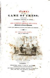 Stamma on the Game of Chess: Containing Numerous Openings of Games, and One Hundred Critical Situations, Illustrated on Colored Diagrams