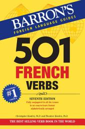 501 French Verbs, 7th edition