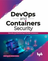 DevOps and Containers Security PDF