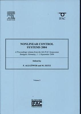 Nonlinear Control Systems 2004 PDF