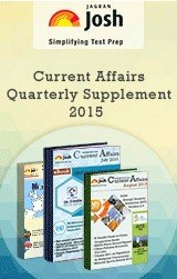 Current Affairs Quarterly Supplement ( July'15 , Aug'15 and Sept'15 ) eBook: Jagran Josh