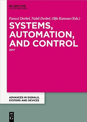 Systems, Automation and Control