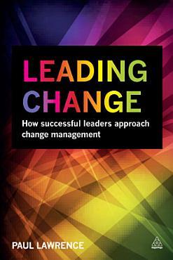 Leading Change PDF