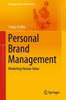 Personal Brand Management PDF