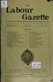 Ministry of Labour Gazette: Volume 1, Issue 1