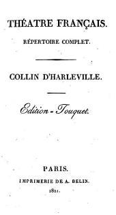 Théatre français: Répertoire complet, Volume38