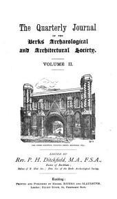 Quarterly Journal: Volume 2