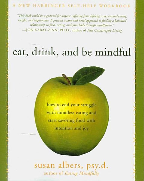 Eat  Drink  and be Mindful PDF